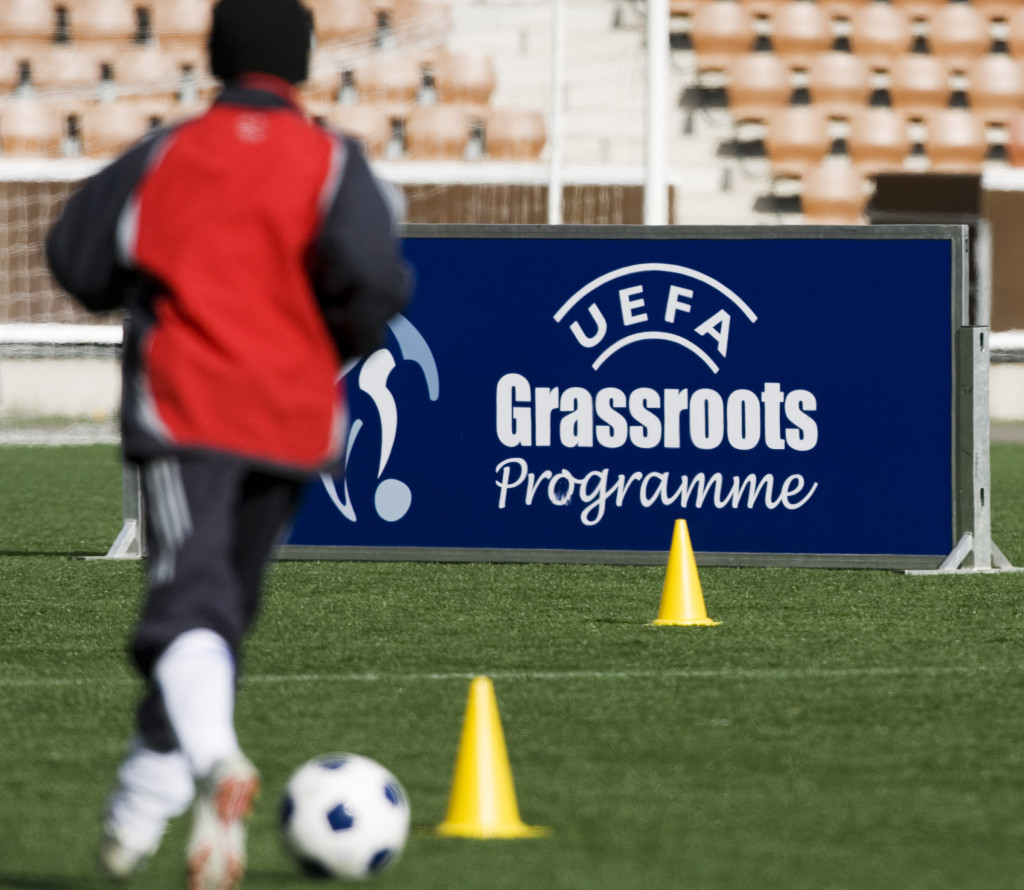 uefa grassroots stichting aorc